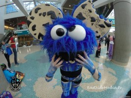 WonderCon Los Angeles 2016 - Kookie Monster