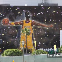 Kobe Bryant's Farewell at Staples Center 4-13-16