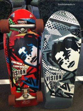 SoCal Skate Shop Mark Gonzales Vision Skateboards