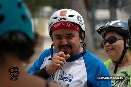 East Side Mural Ride - Erick Huerta