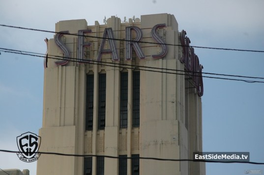 Sears Building Boyle Heights