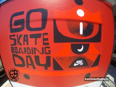 Nike East Los - Nike SB - Go Skateboarding Day 2016