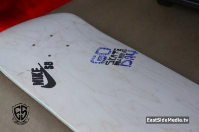 Create a Skate Nike East Los