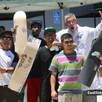 Create A Skate with Professor Schmitt - Nike East Los Community Store
