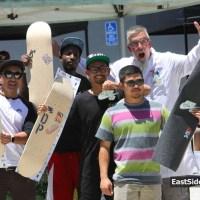 Create A Skate with Professor Schmitt - Nike East Los Community Store