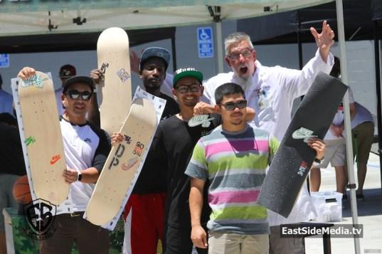 Create a Skate Nike East Los Nike SB Go Skateboarding Day 2016