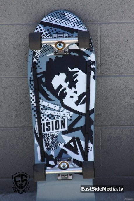Vision Skateboards Mark Gonzales