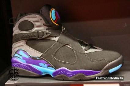 Air Jordan Retro 8 Nike East Los