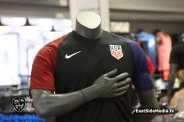 USA Soccer Nike East Los