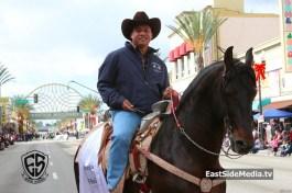 Jose Huizar East LA Christmas Parade