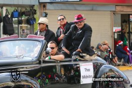 Thee Midniters East LA Christmas Parade