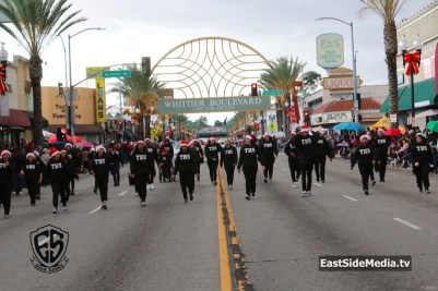 THS Mike Fong East LA Christmas Parade