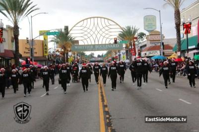 THS Mike Fong East LA Christmas Parade