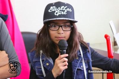 East Los Girl