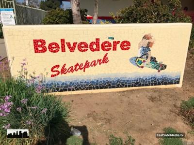Belvedere Skate Park East LA