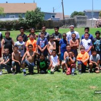 Boyle Heights Wolfpack end speed camp, headed in right direction