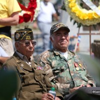 "71st Annual Memorial Day Ceremony ""Cinco Puntos"" Mexican American All Wars Memorial"