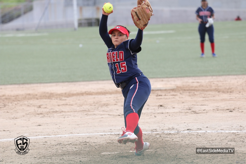 Lady Bulldogs Shut Out Neighboring Rivals 16-0