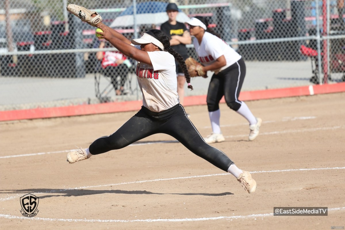 Banning Pilots Softball Rallies to beat San Pedro in extra innings