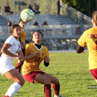Lady Bulldogs soccer team wins big over rival Roosevelt