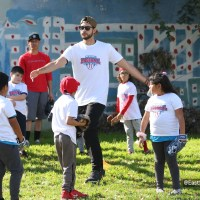 Noé Ramirez 4th annual baseball clinic continues success