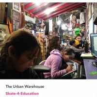 PLEASE VOTE FOR US: THE URBAN WAREHOUSE / Category: PLAY