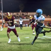 Salesian football shuts out Cantwell Sacred Heart