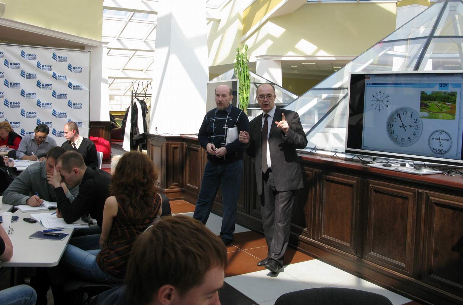 Обучение ТРИЗ педагогике во Владивостоке