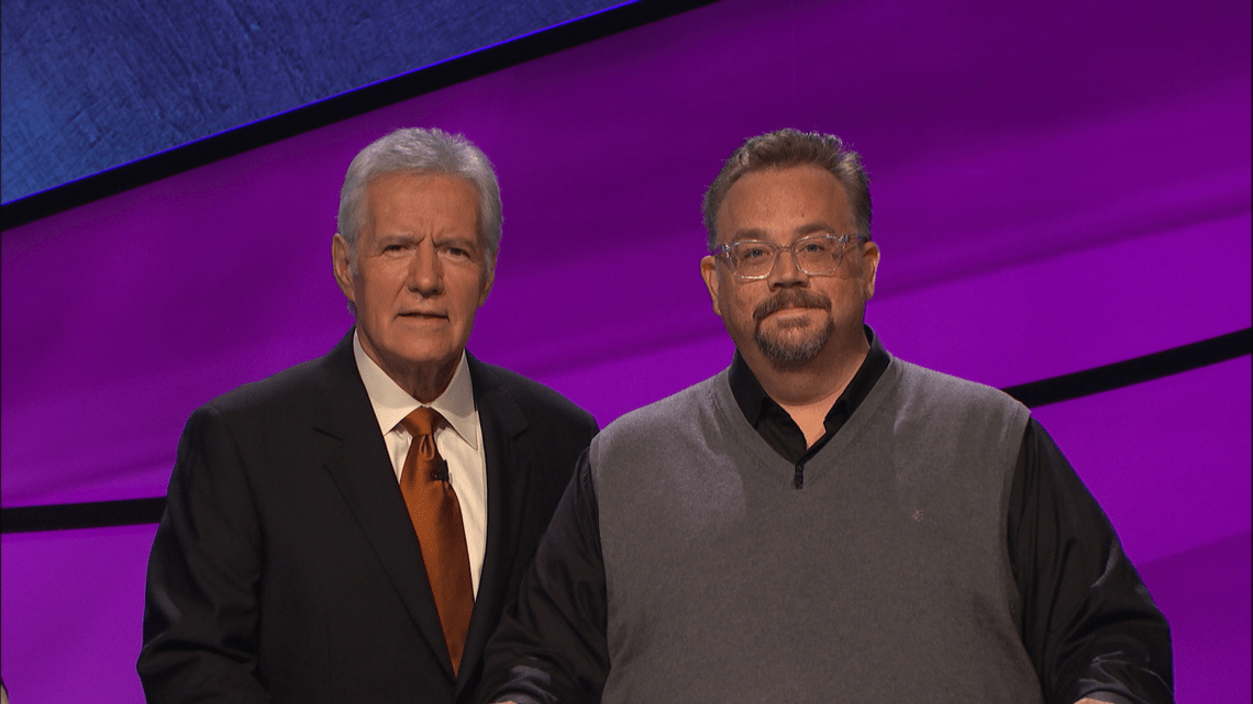 ETSU professor wins over $40,000 in three games of Jeopardy.