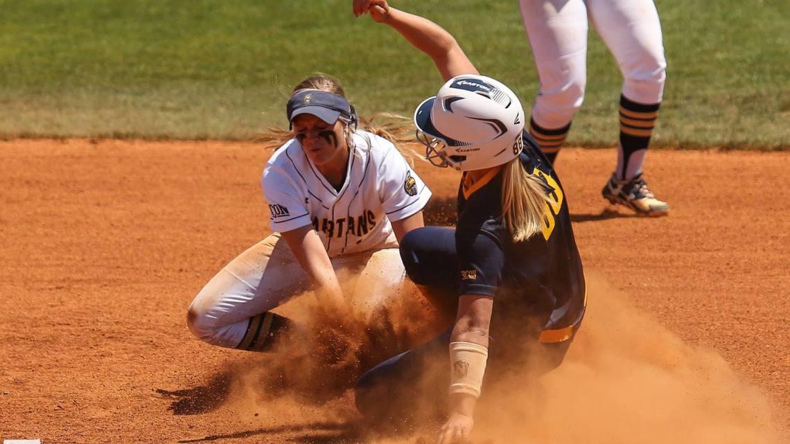 Photograph courtesy of ETSU Athletics/Dakota Hamilton