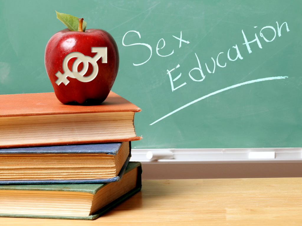 Sex ed in education