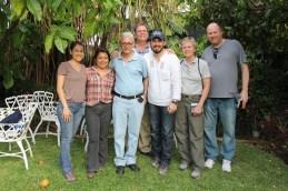 188 - Christina, Rosaria, Jose Antonio, Ted, Sergio, Janet, Tex
