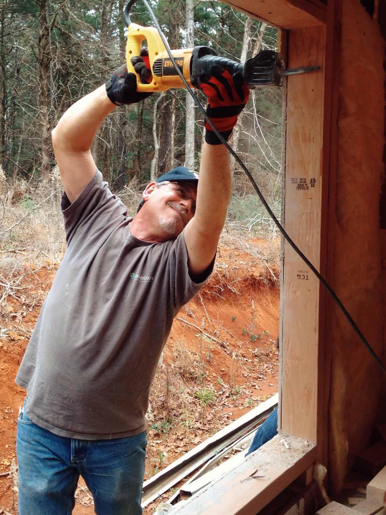Mobile home Renovation