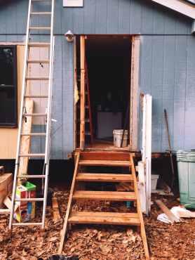 front door replacement mobile home