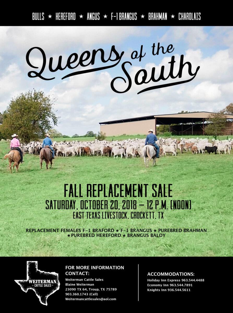 East Texas Livestock Market Report