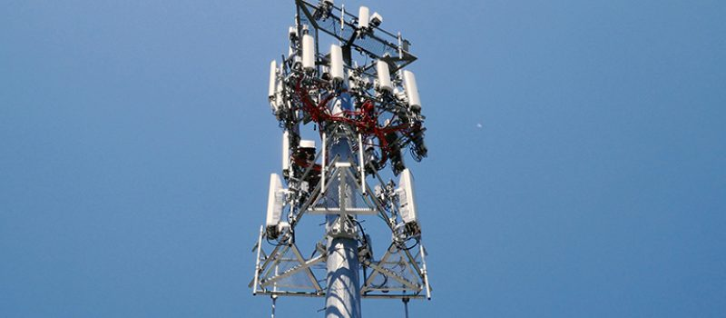 mobile tower installation company