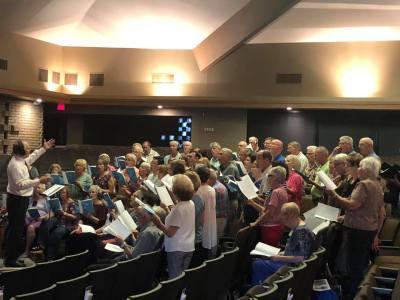 East Valley Chorale Recording Under Bethlehem Skies