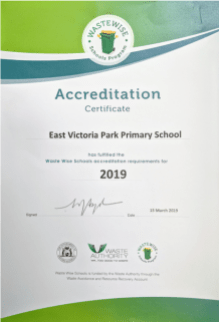 Water Wise accreditation