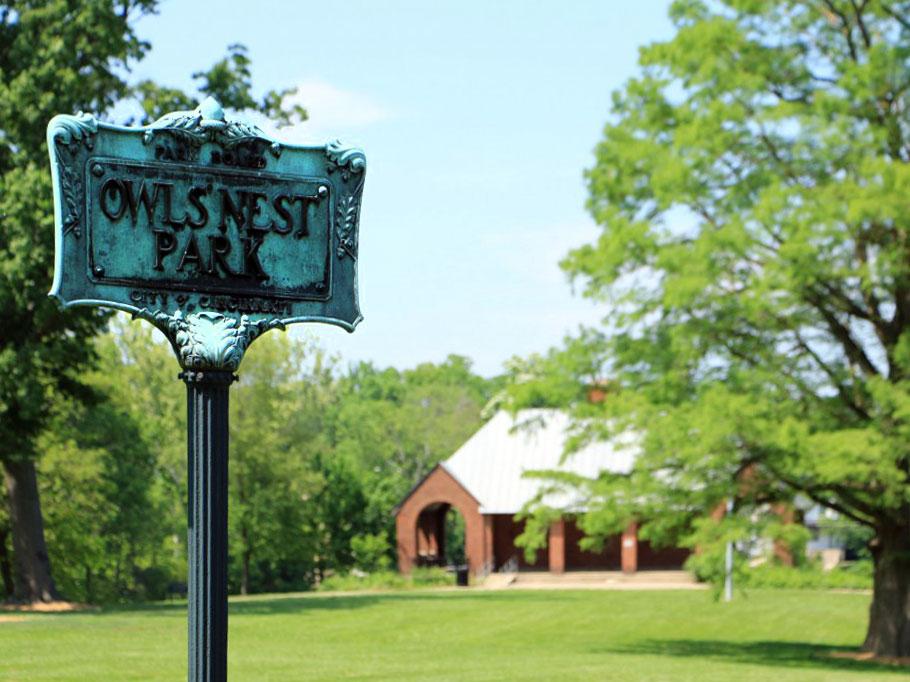 Owl's Nest Park, Cincinnati