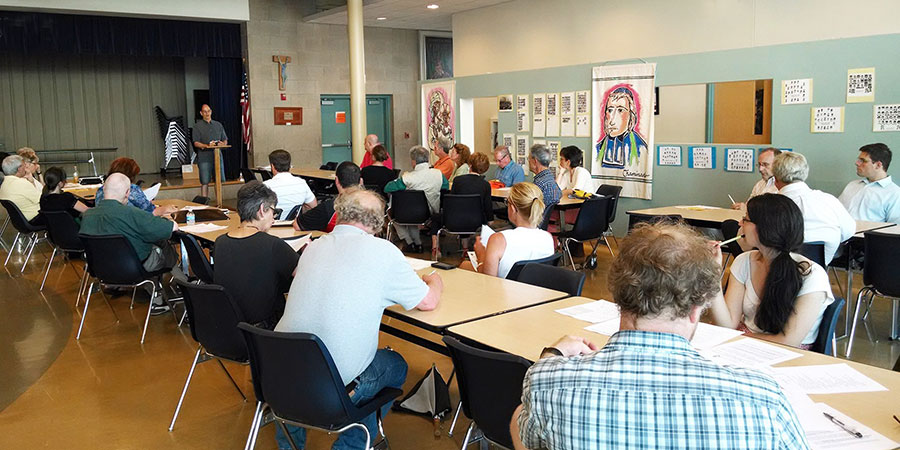 East Walnut Hills Assembly meeting