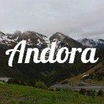 Zdjęcia z Andory