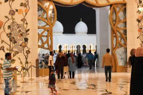 Sheikh Zayed Grand Mosque - Abu Dhabi