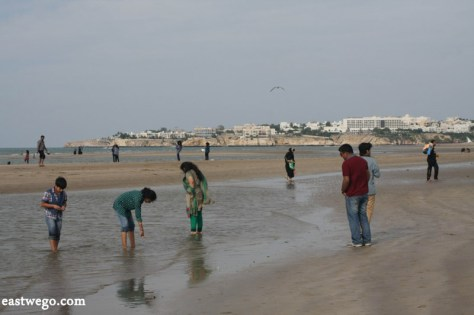 Beach in Muscat