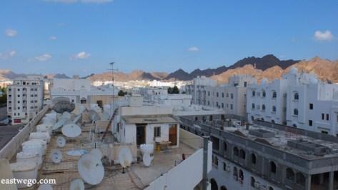Al Wadi Al Kabir in Muscat