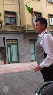 Oviedo - Pouring Cidra