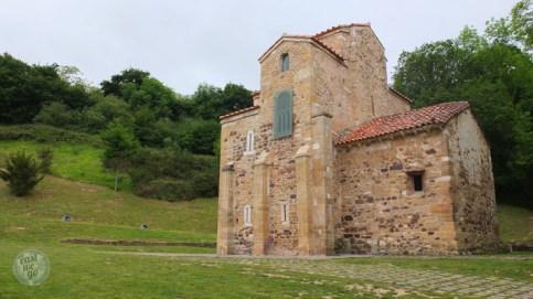 Oviedo - San Miguel de Lillo