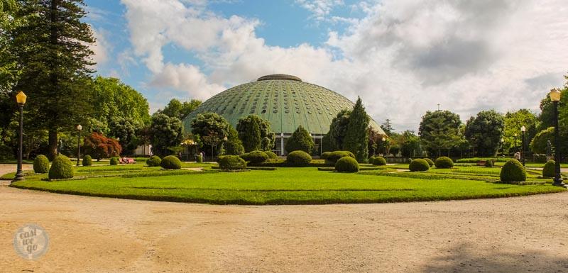 Porto - Palácio de Cristal