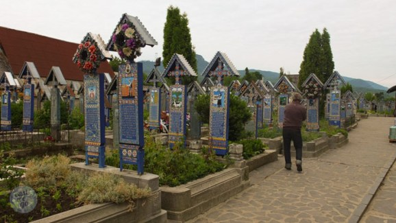 Merry Cemetery - Sapanta - Romania