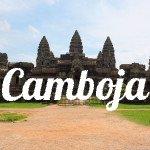 Fotos do Camboja