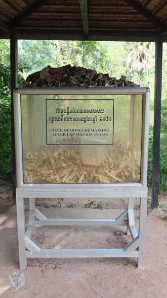 Phnom Penh - Killing Fields